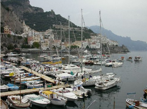 Moorings in Campania