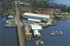Vinings Marine Group Blue Creek Marina