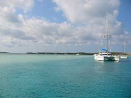 Moorings in Exuma District