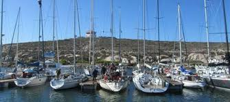 Moorings in Western Cape