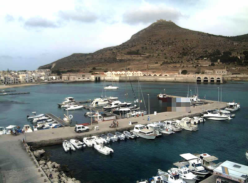 Moorings in Sicily