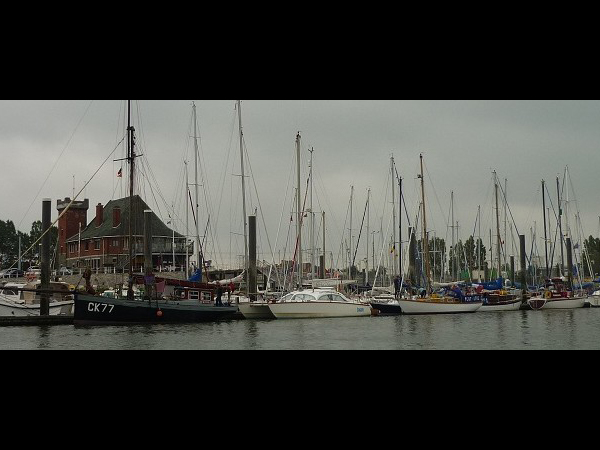 Moorings in Flanders