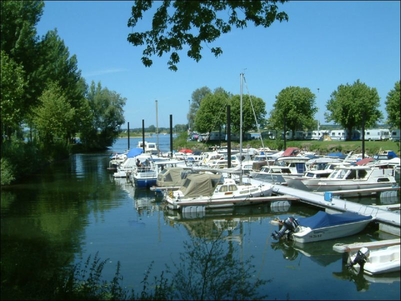 Moorings in Gelderland