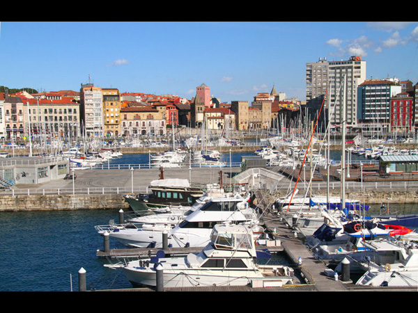 Moorings in Principality of Asturias