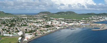 Moorings in Basseterre