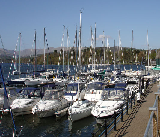 South Windermere Marina Village