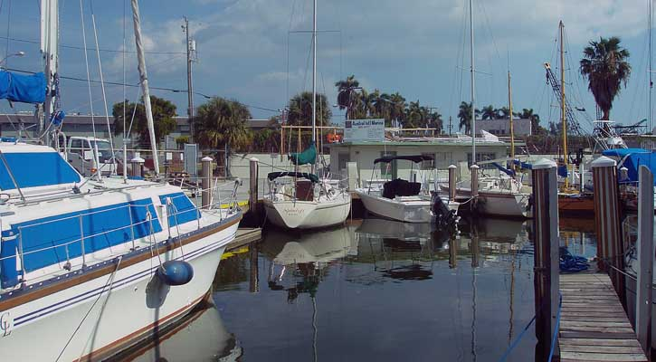Austral International Marina