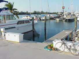 Key West Oceanside Marina 1
