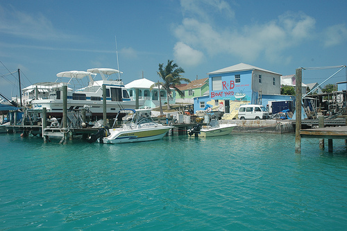 Moorings in Harbour Island District