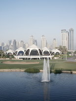 Dubai Creek Golf & Yacht Club 5