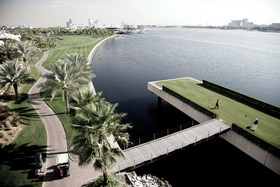 Dubai Creek Golf & Yacht Club 2