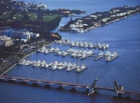 Palm Beach Town Docks 1