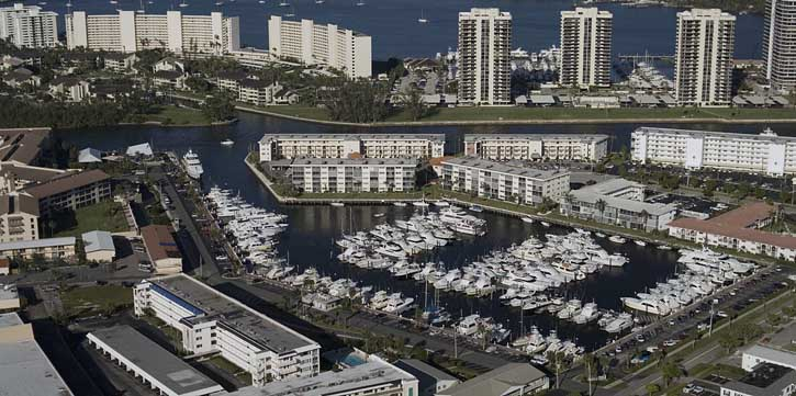 Old Port Cove North Palm Beach Marina