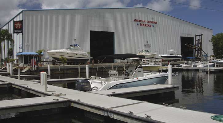 American Offshore Marina