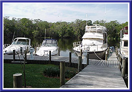 Hontoon Landing Resort and Marina