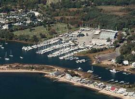 Brewer Yacht Yard at Greenport 1