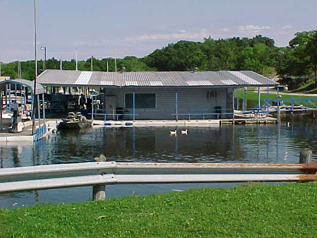 Lake Somerville Marina