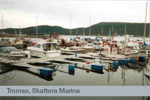 Moorings in Troms