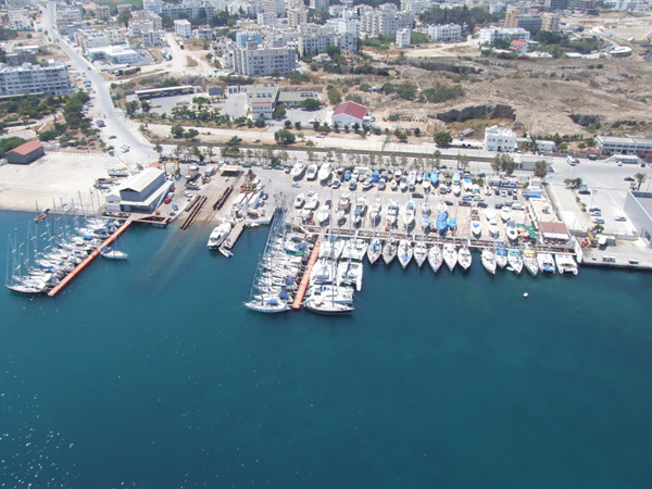 Moorings in Kyrenia District