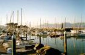 San Francisco Marina West Harbor
