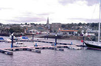 Moorings in County Wexford