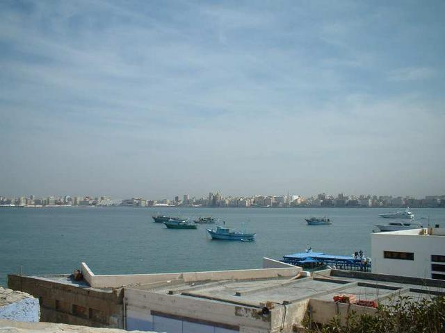 Moorings in Alexandria Governorate