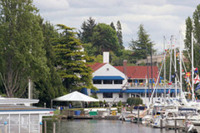 Seattle Yacht Club at Gig Harbor