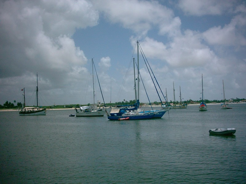 Moorings in Bahia