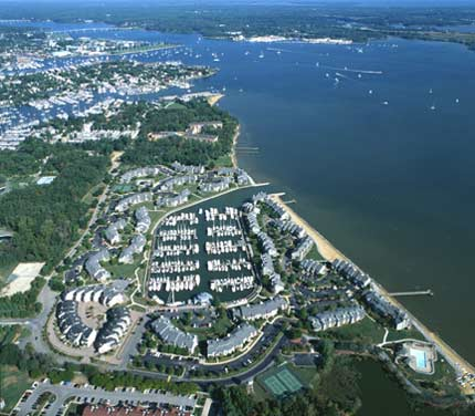 Chesapeake Harbour Marina