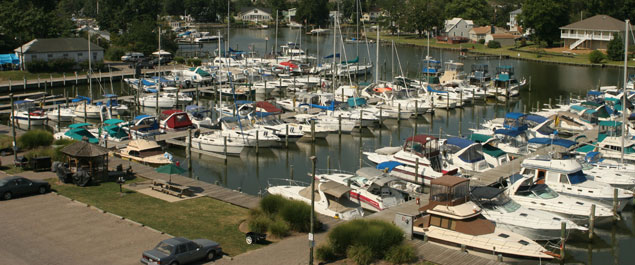 Chesapeake Yachting Center