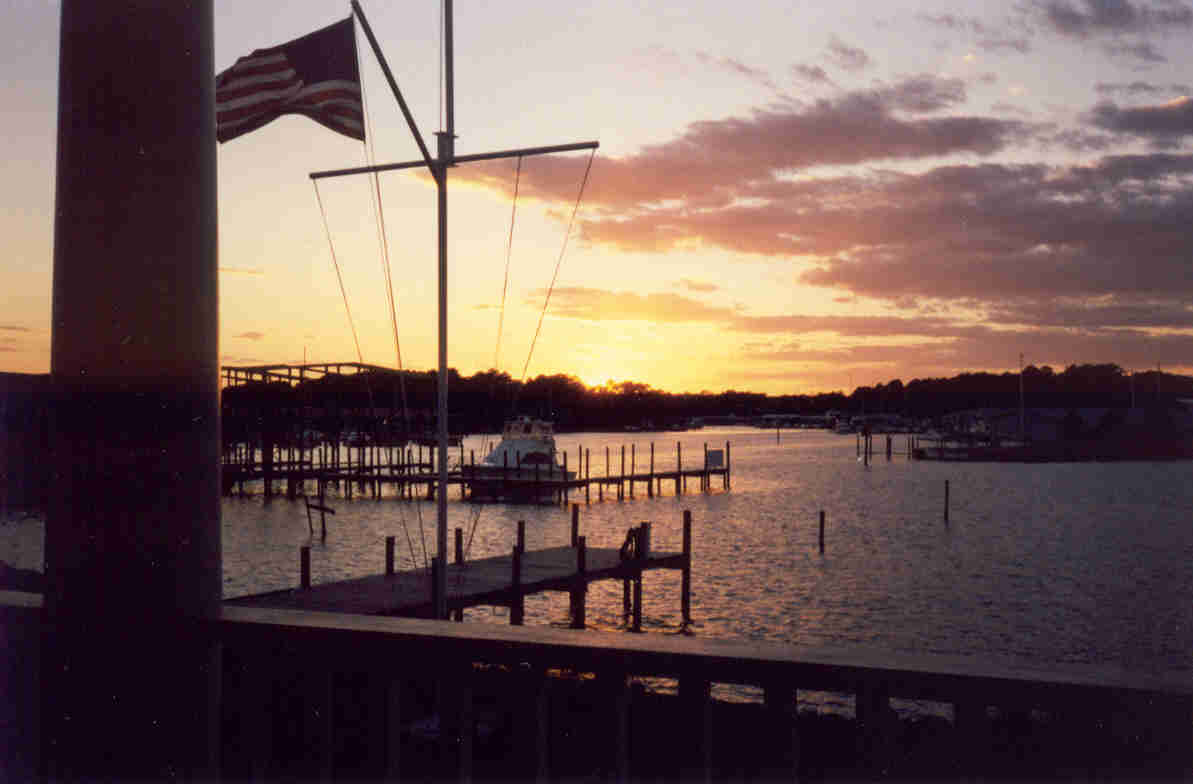 Dozier´s Regatta Point Yachting Center