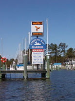 Fishing Bay Harbor Marina 1