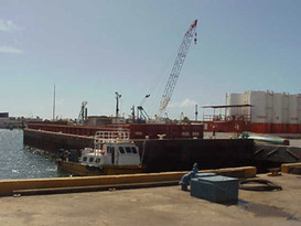 Port of Guiria 1