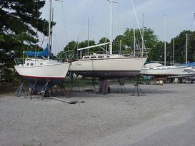 Wormley Creek Marina 2
