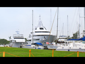 Shelter Bay Marina 3