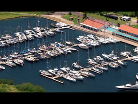 Shelter Bay Marina 2