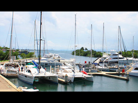 Shelter Bay Marina 1