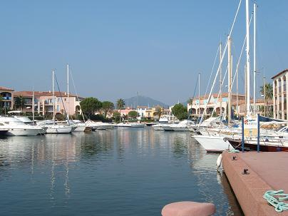 Port Cogolin ( Yachting Harbour )