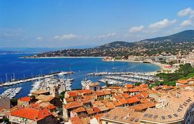 Sainte Maxime Port