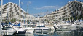 Marina Baie Des Anges