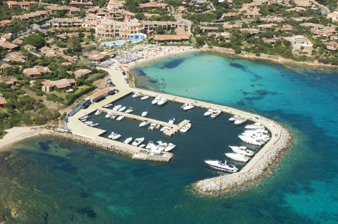 Marina di Baia Caddinas