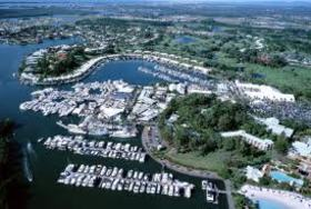 Sanctuary Cove Marina 2