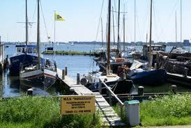 Moorings in North Holland
