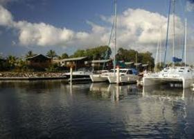 Tin Can Bay Marina 2