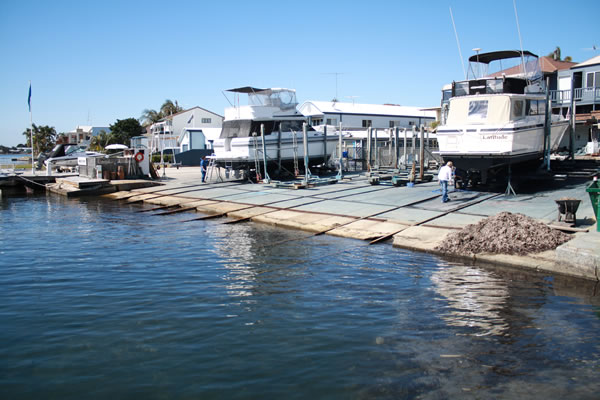Marks Point Marina