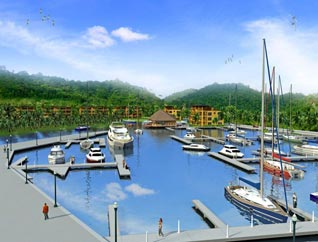 Koh Chang Marina & Resort