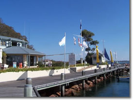 Anchorage Marina  Port Stephens 2