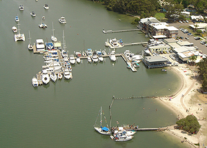 Lemon Tree Passage Marina